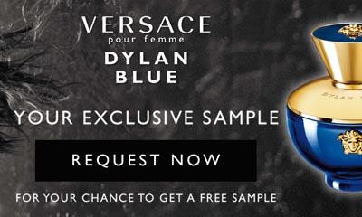 Free Versace Dylan Blue Por Femme Fragrance
