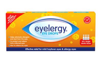 Free Eyelergy Eye Drops
