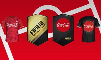 Free Coca-Cola FIFA 18 Fut Packs