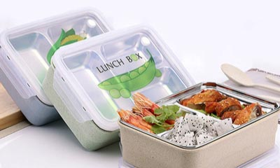 Free Tupperwear Lunch Boxes