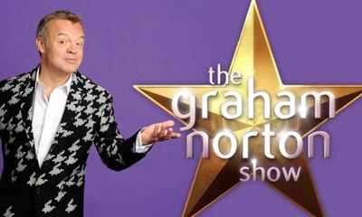 Free Tickets to Graham Norton Show