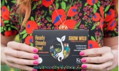 Free Spring Seed Sowing Kit