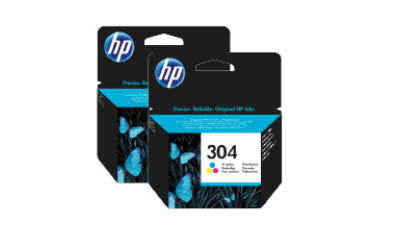 Free HP Ink & Toner
