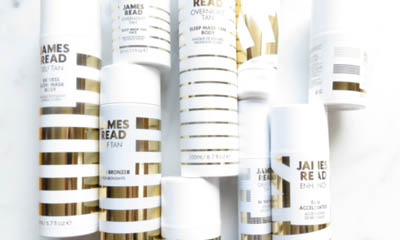 Free James Read Fake Tan Set