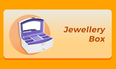 Win a Jewellery Box & Other Instant Win Prizes