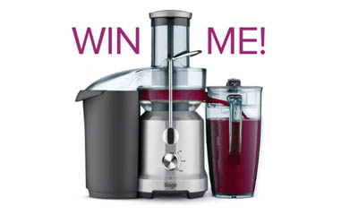 Win a Sage Juicer with Haskapa