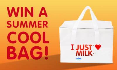 Free Cool Bag from Just Milk