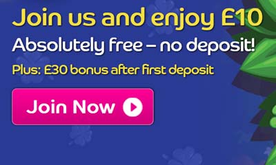 £10 Free Bingo from Gala - No Deposit Required!