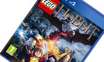 Free Lego The Hobbit Video Game