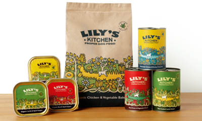 Free Lily's Kitchen Cat & Dog Food