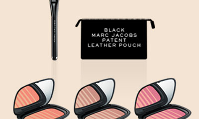 Free Marc Jacobs Leather Pouch