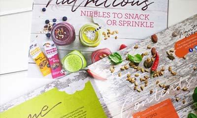 Free Munchy Seed Recipe Book