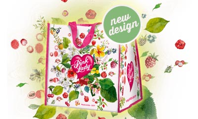 Free Pink Lady Shopping Bag - New Design!