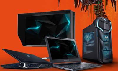 Free Acer Computer Bundles