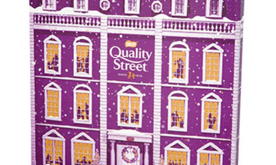Free Quality Street Advent Calendar