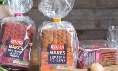 Free Pack of Ryvita Bakes