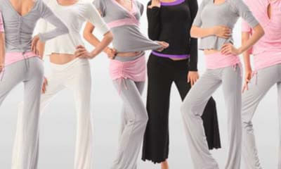 Free Yoga Outfits from Ryvita