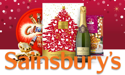 Free Sainsbury's Christmas Food
