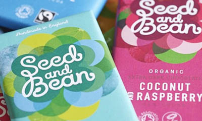 Free Seed & Bean Mint Chocolate Bars