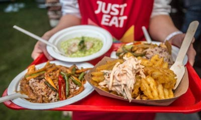 Free Just Eat Takeaway