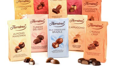 Free Thorntons Chocolate Bags