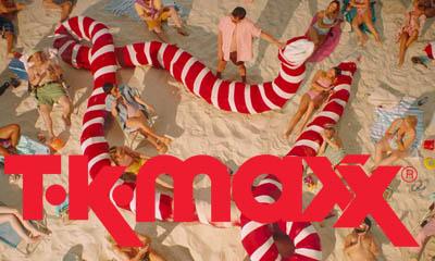 Free T.K.maxx Never Ending Christmas Stockings
