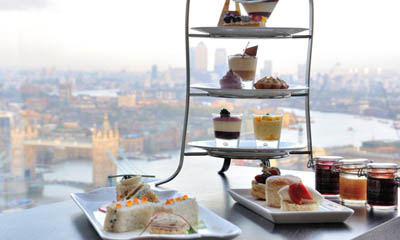 Win a Tower of London Afternoon Tea