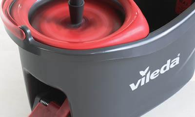 Free Vileda Turbo Spin Mops