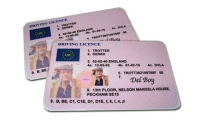 Free Driving Licence Info or Update Online