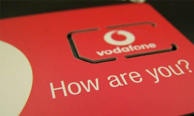 Free Vodafone SIM with 6GB Data