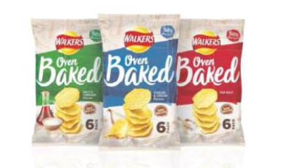 Free 6 Pack of Walkers Oven Baked Crisps