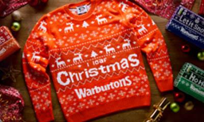 Free Warburtons Christmas Jumpers