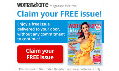 Free Issue of Woman & Home Magazine