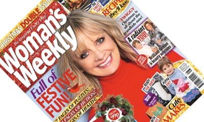 6 issues of Woman's Weekly for £1