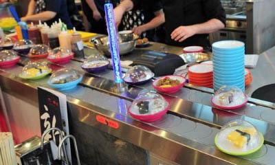 Kids Eat Free at Yo! Sushi This Half Term