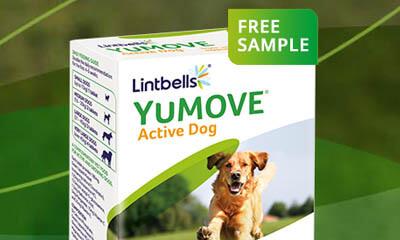 Free YuMove Acyive Dogs Supplement