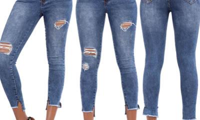 Free ZOZO T-Shirt & Jeans