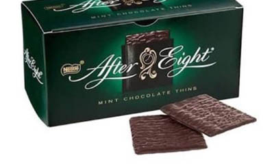 Free After Eights Chocolate Box