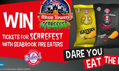 Free Alton Towers Tickets