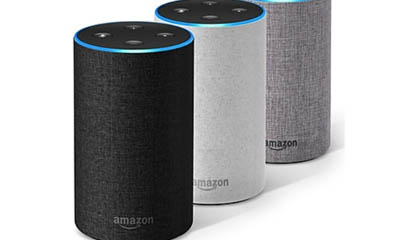 Free Amazon Echo Smart speakers with Alexa Voice Activation