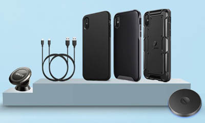 Free Anker Powerbank Chargers