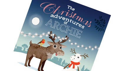 Free 'The Christmas Adventures of Archie' Story Book