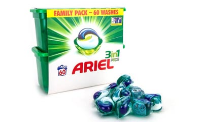 Free Ariel All-in-1 Pods
