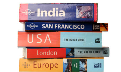 Free Travel Guides from Around the World