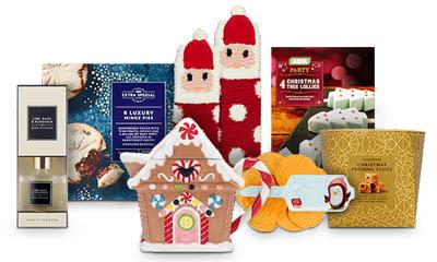 Free Asda Christmas Gift Hamper