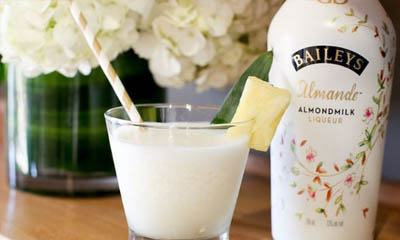 Free Bottles of Baileys Almande