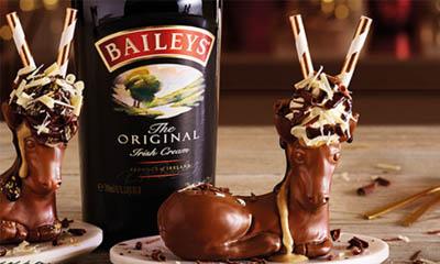 Free Baileys Chocolate Reindeer