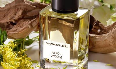 Free Banana Republic Perfume