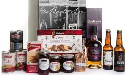 Win a Baxters Whisky Christmas Hamper