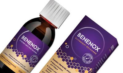 Free Benenox Overnight Recharge